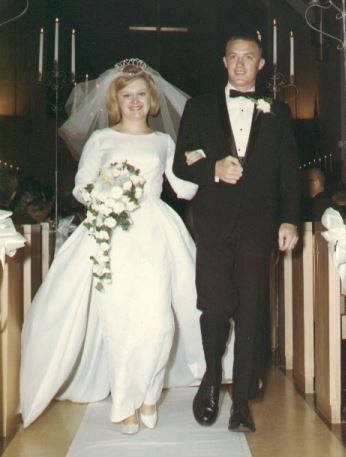 Golden Anniversary 1966 Wedding