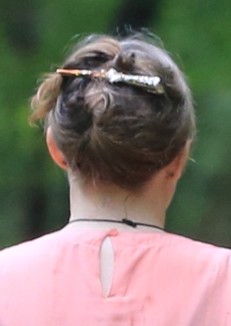 Summer Hairdo Back